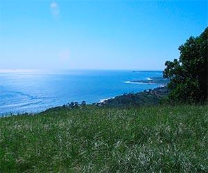 Pacific Ocean near Malibu, California. [Photo Credit: LAtourist.com]