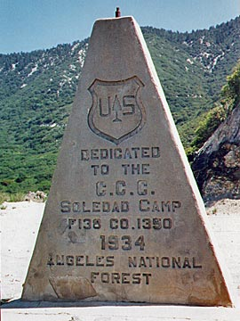 Perspiration Point in Angeles National Forest (near Palmdale). [Photo Credit: LAtourist.com]