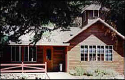 Mount Baldy Schoolhouse. [Photo Credit: US Forest Service]