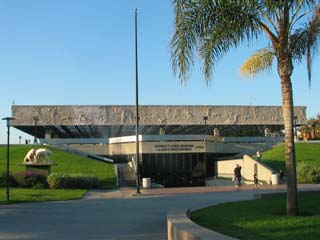 La Brea Tar Pits Museum (formerly called Page Museum). [Photo Credit: LAtourist.com]