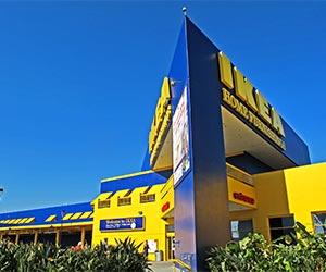 Ikea near Burbank Town Center in Los Angeles. [Photo Credit: LAtourist.com]