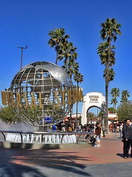 Entrance to Universal Studios Hollywood. [Photo Credit: LAtourist.com]