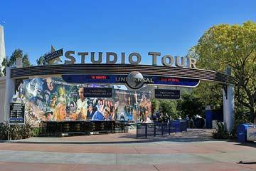 Studio Lot Tour at Universal Studios, Hollywood. [Photo Credit: LAtourist.com]