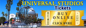 Universal Studios, Hollywood Tickets. [Photo Credit: LAtourist.com]